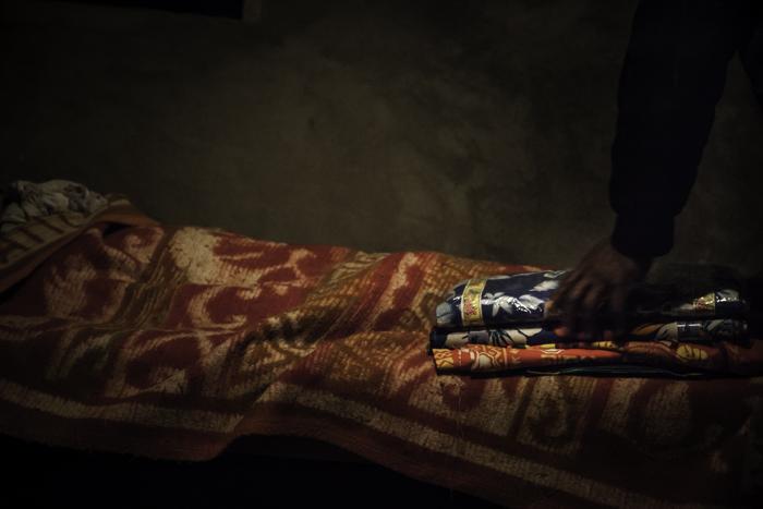 Le don au défunt - Deuil Kanak